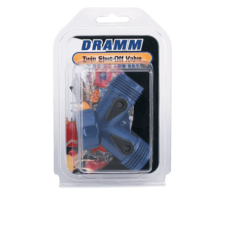 Dramm Twin Shut-Off Valve C12351