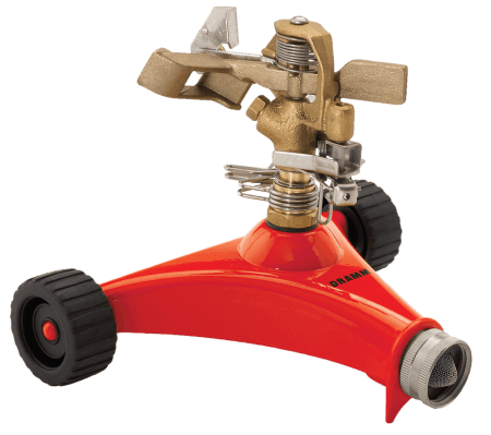 Dramm Red ColorStorm Impulse Sprinkler