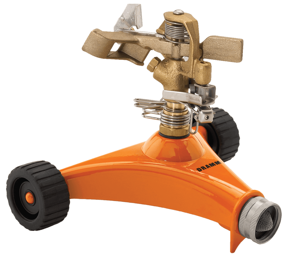 Dramm Orange ColorStorm Impulse Sprinkler