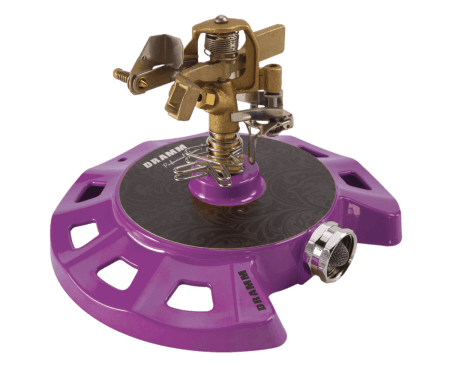 Dramm Berry ColorStorm Circular Base Impulse Sprinkler