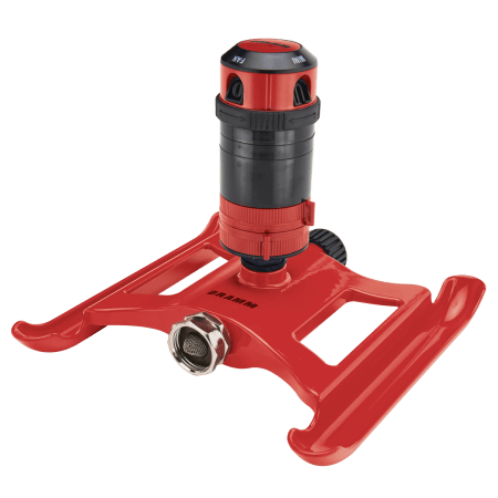Dramm Red ColorStorm 4 Pattern Gear Sprinkler