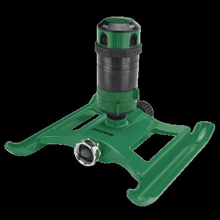 Dramm Green ColorStorm 4 Pattern Gear Sprinkler