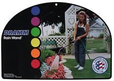 Dramm Replacement 3013 POP Sign
