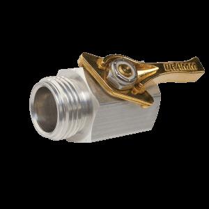 Dramm Aluminum Shut-Off Valve 22373