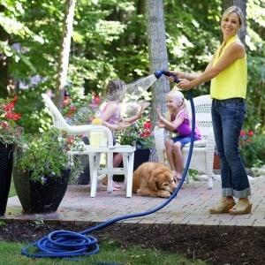 ... ColorStorm™ Premium Rubber Hose. Dramm Garden Hose