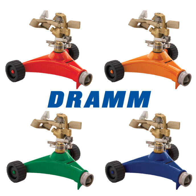 Dramm Whirling Sprinklers