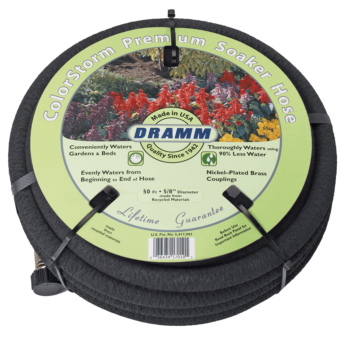 Dramm 25 foot Soaker Hose 17051