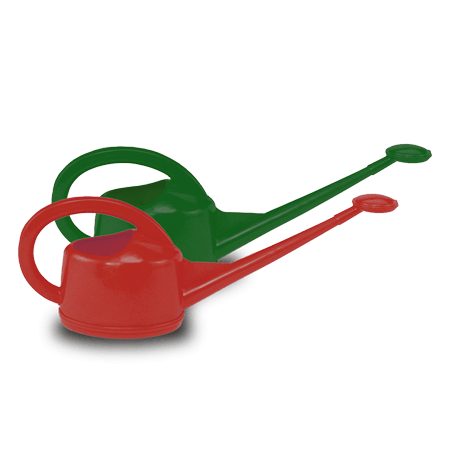 Dramm Red & Green Watering Cans