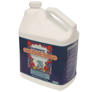 Drammatic Organic O Fertilizer Gallon 24100