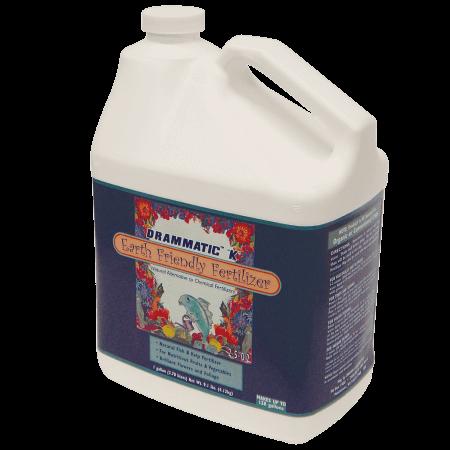 Drammatic Organic O Fertilizer Gallon 24100
