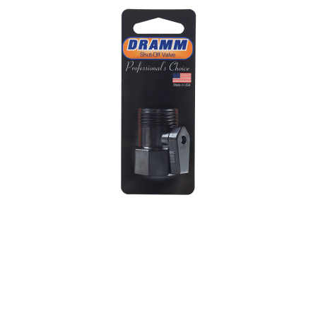 Dramm Shut-Off Valve C12365